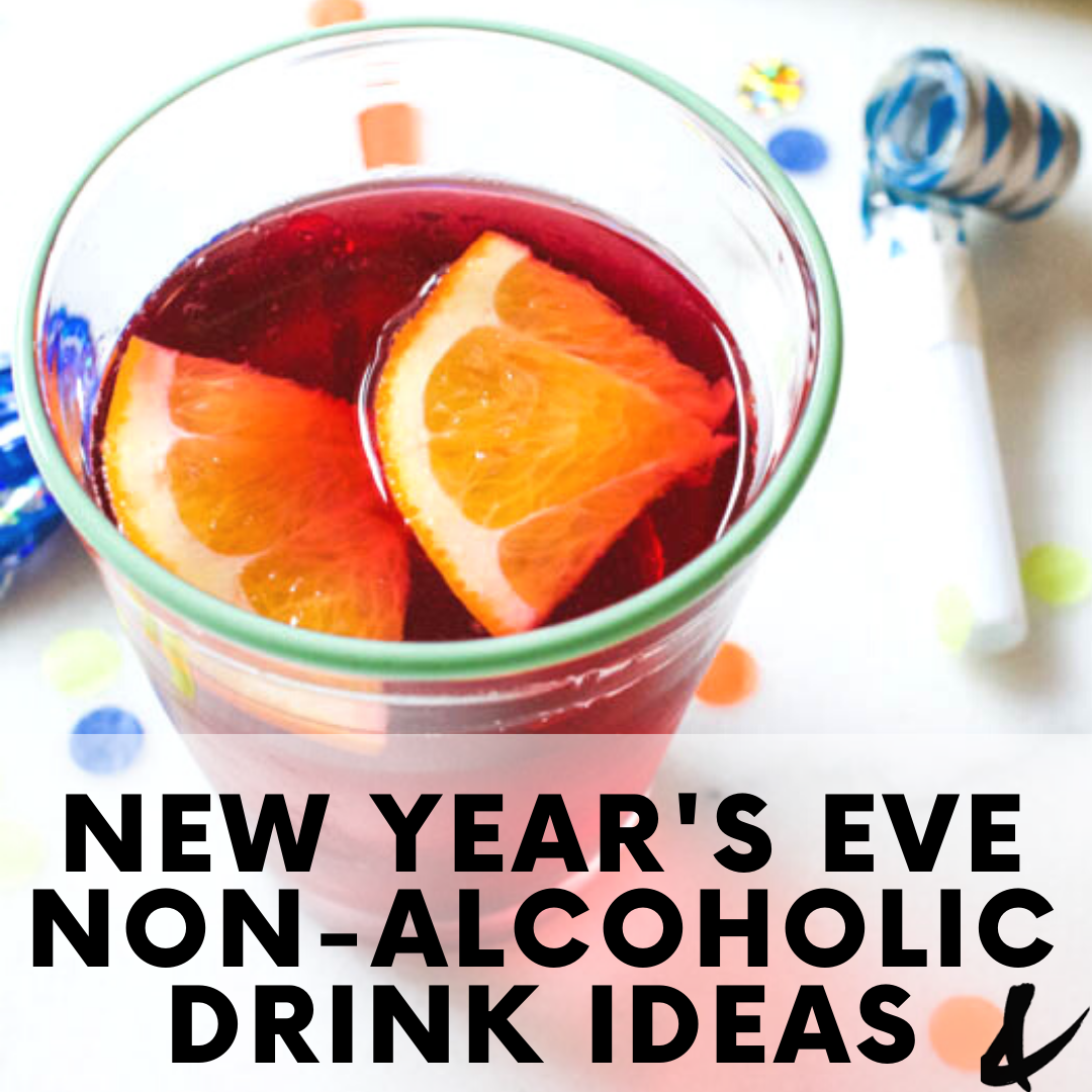 Non Alcoholic New Year's Drinks | Non alcoholic drinks ...