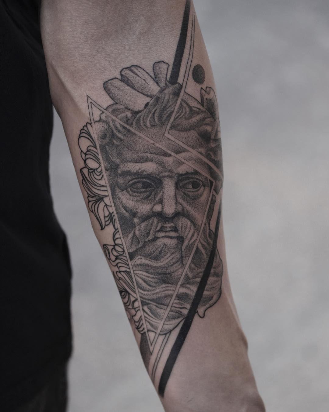 Classical sculpture u tattoos on men u pinterest tattoo and