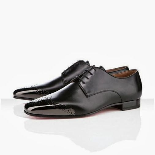 Zapatos de vestir con cordones by Christian Louboutin  1f5a8de1beb