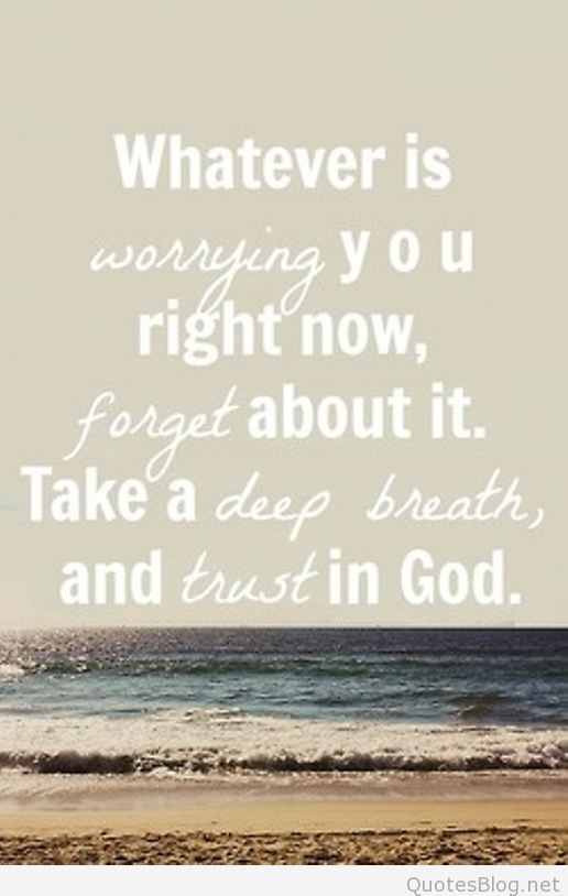 God Quote New Trust In God Quote Quotes Pinterest Trust Wisdom And Truths