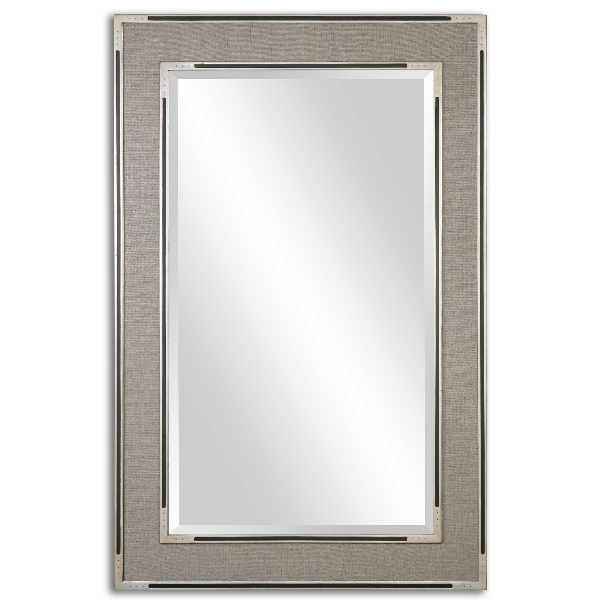 Alfred oversized graytan mirror in products pinterest