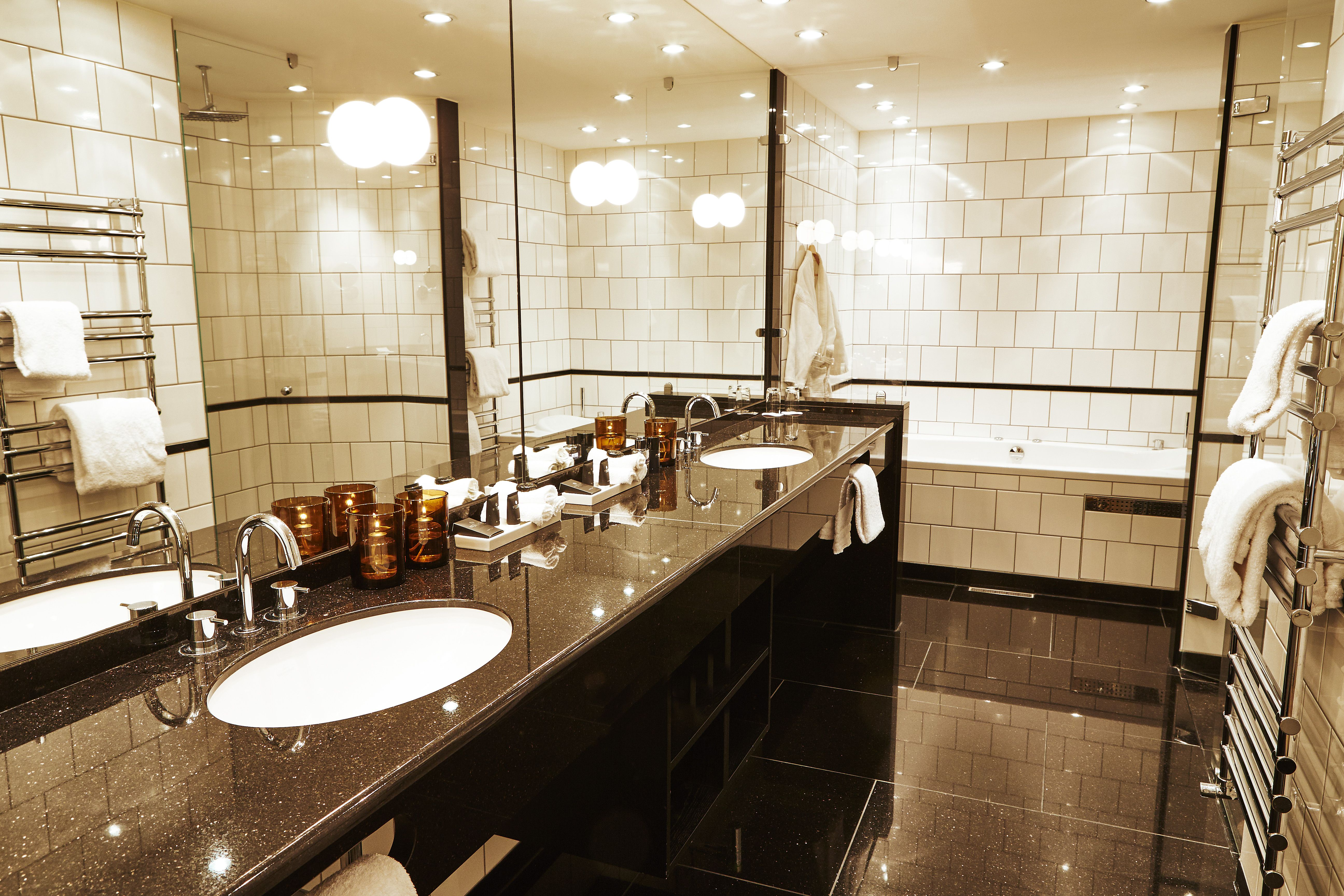 Juniorsuite badeværelse