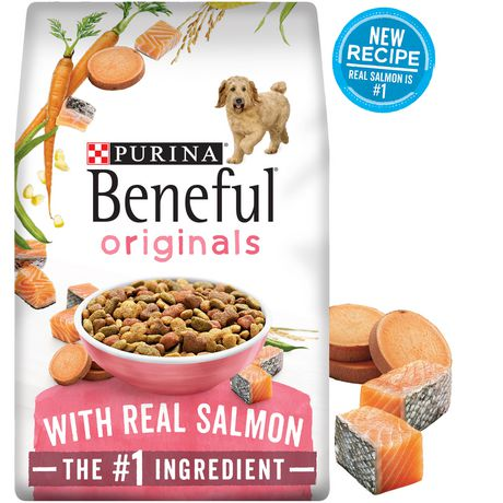 Purina Beneful Originals With Real Salmon Dog Food 7kg Dog Food