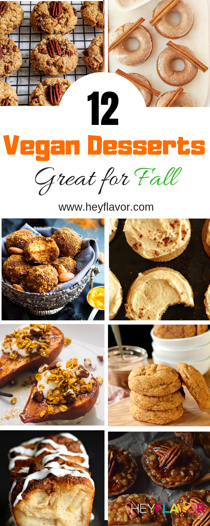 12 Delicious Vegan Dessert Recipes To Make This Fall Dont