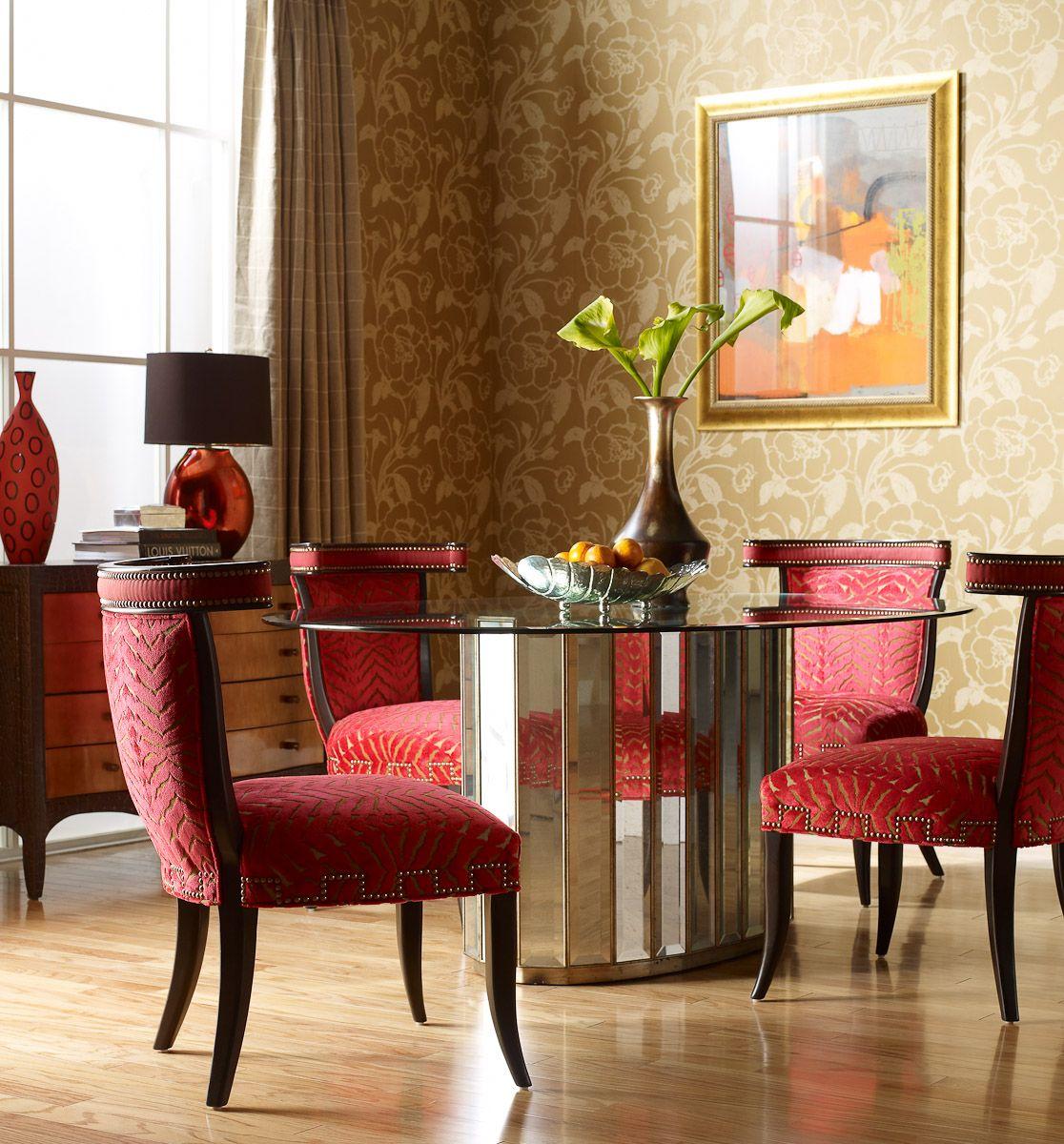 Ferguson Copeland Laslo Table Dining Room Design Dining Room