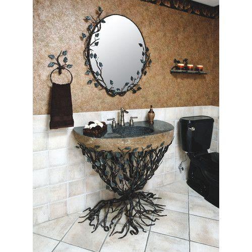Found It At Wayfair Aspen 36 Quot Single Forest Bathroom Vanity Set Gothic Home Decor Gothic