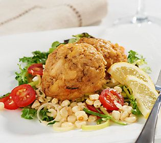 Graham & Rollins (14) 3oz. Crab Cakes Auto-Delivery