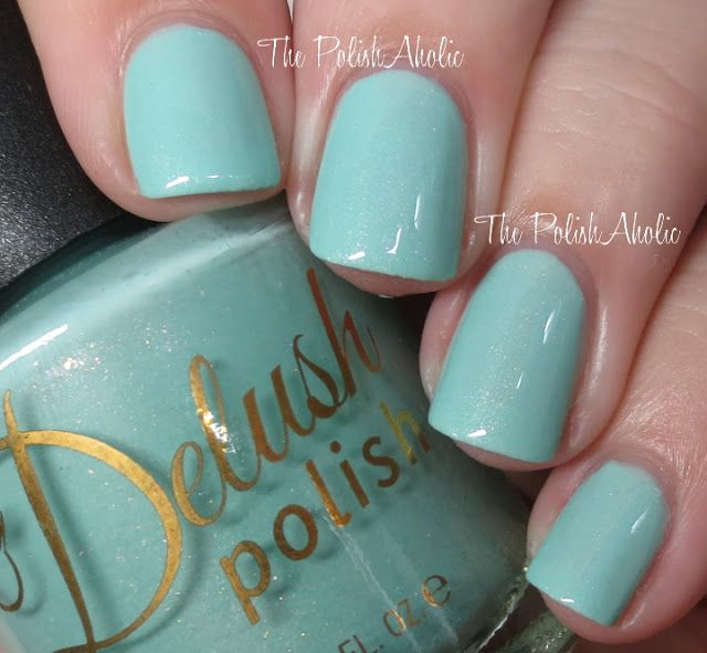 nails.quenalbertini: Delush Polish Spring 2016 High & Mightea Collection | PolishAholic