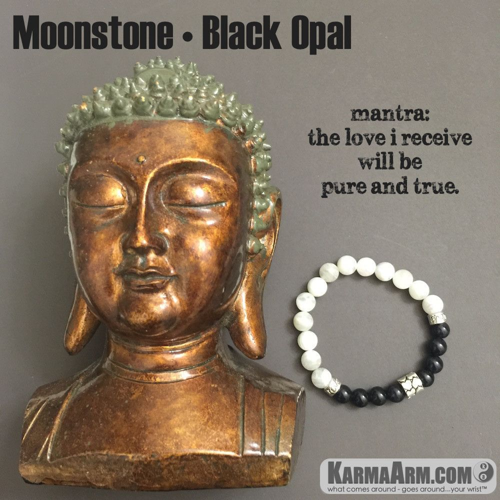 Black opal is considered to be extremely lucky and the most