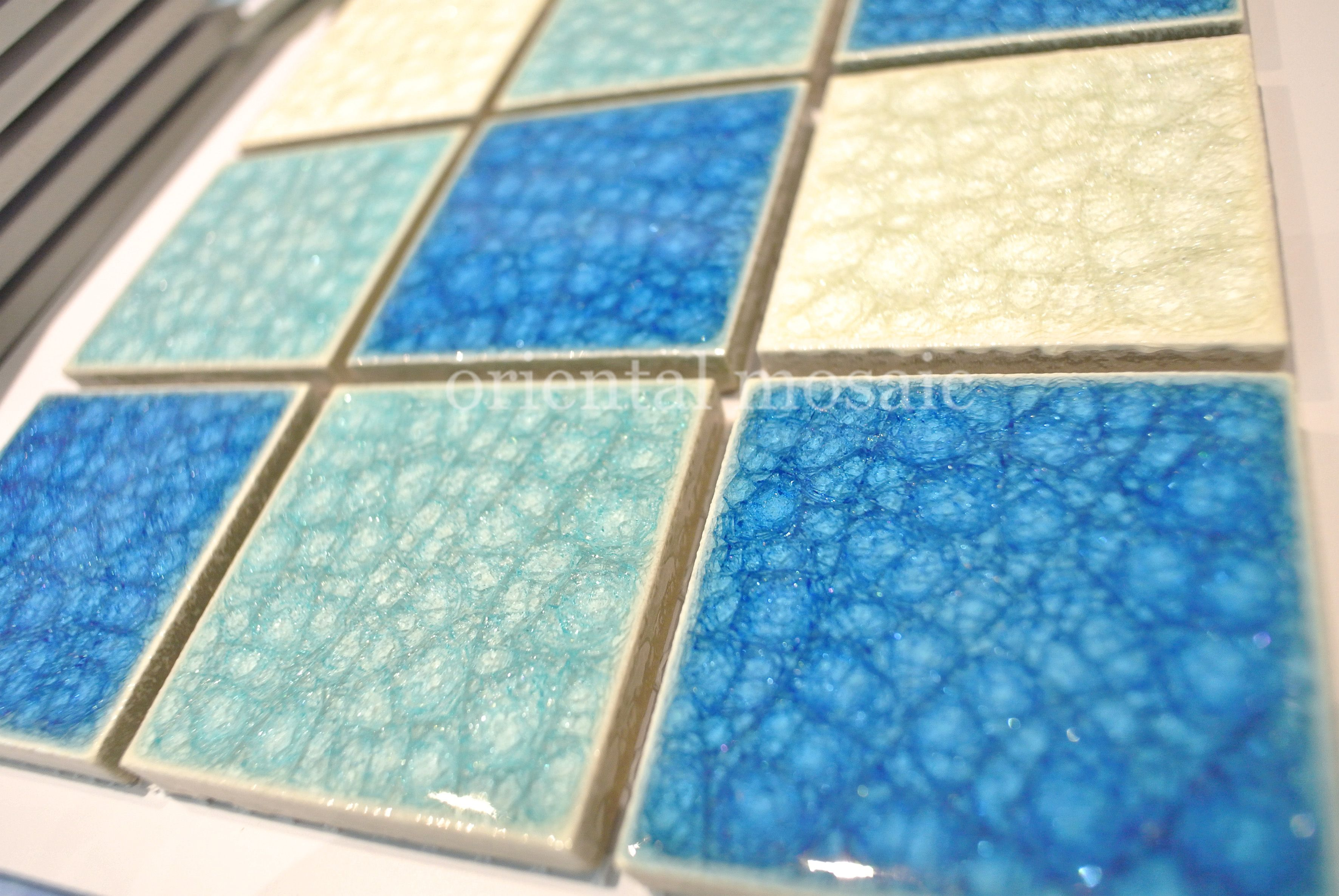 Oriental Mosaic The Latest Promotion Of Pool Mosaics Including