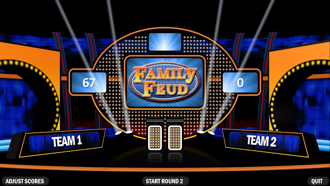 The astounding Family Feud Rusnak Creative Free