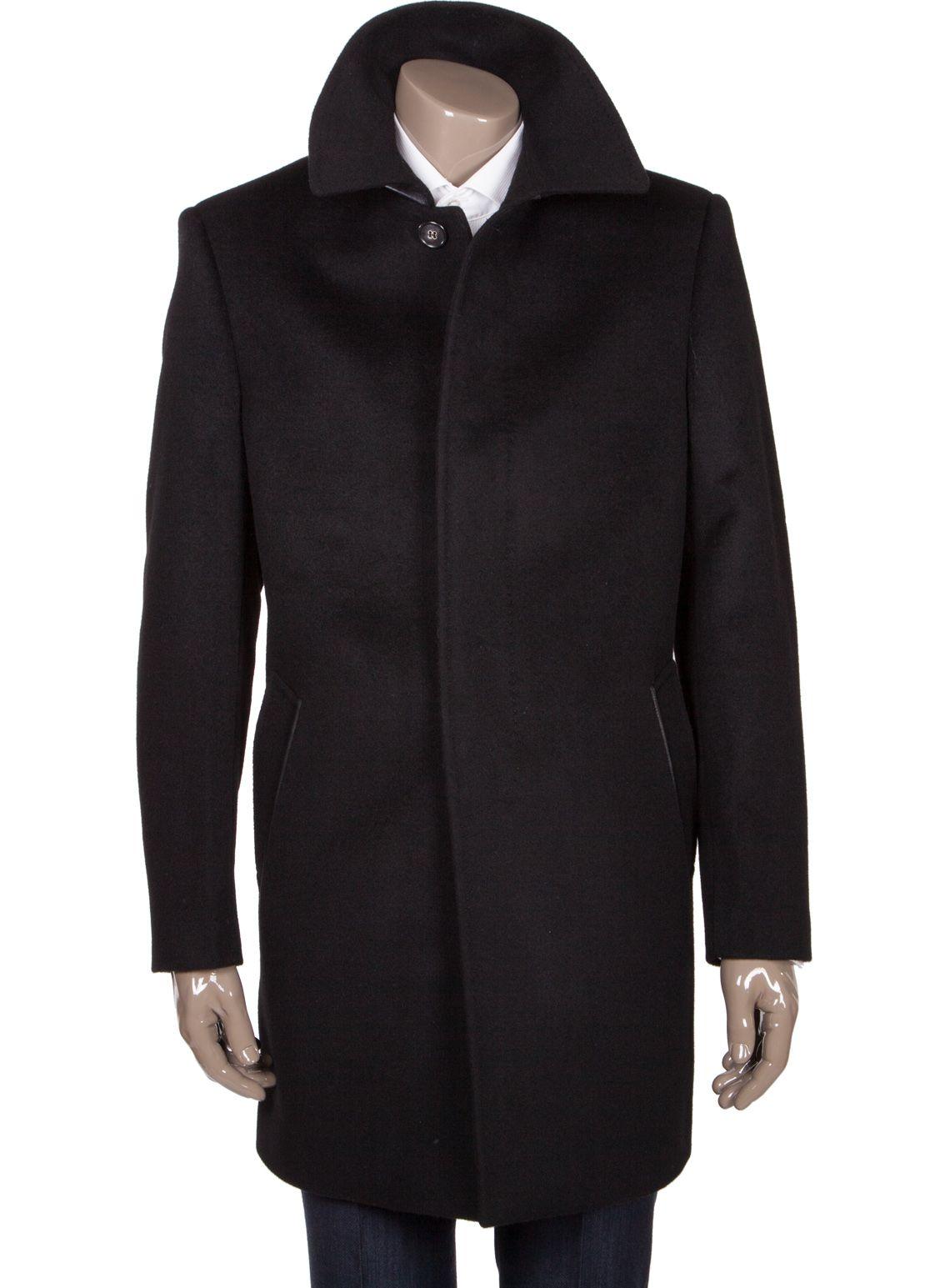Black Overcoat at Westfield Bondi Junction