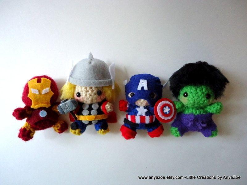 Pocoyo Amigurumi Nacións : Amigurumis de personajes de videojuego nacion gamer crochet