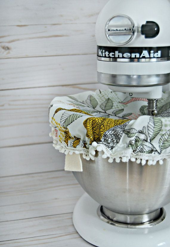 Kitchen Aid Mixer Bowl Cover Bowl Cover By Catalinafiberarts