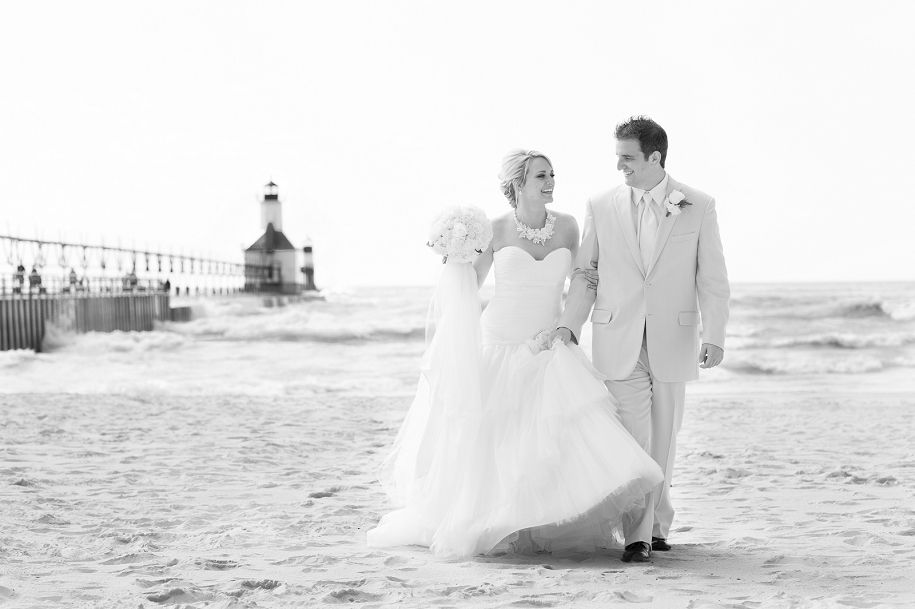 My Cousin St Joseph Mi Wedding Photos