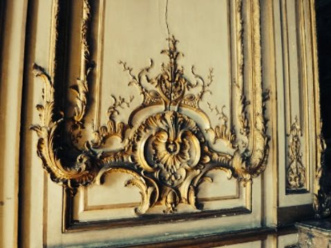 Rococo   Gypsum Decoration   Pinterest   Rococo and Walls
