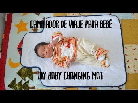 Cambiador de viaje para beb diy baby changing mat - Cambiador bebe patchwork ...