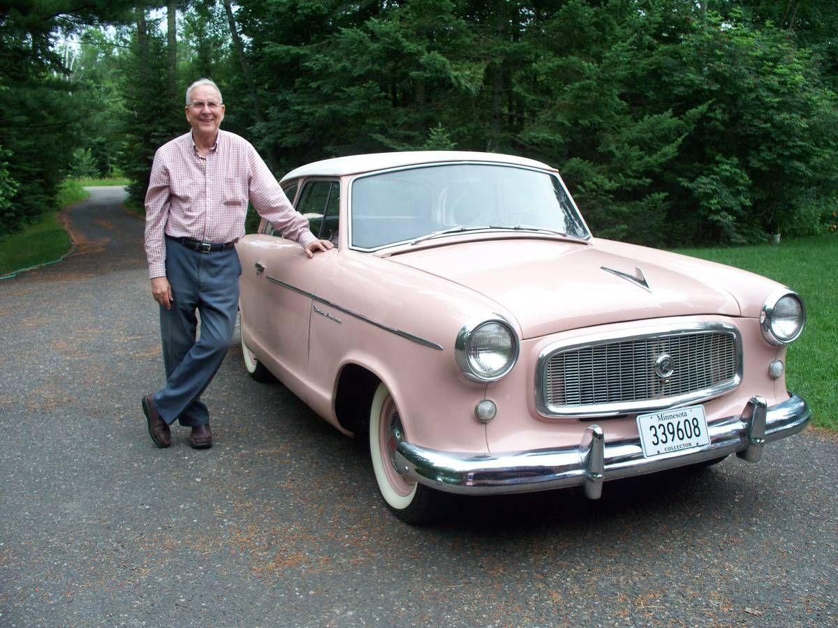 1960 Rambler American Super Sports cars luxury, Rambler