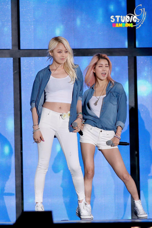 Spica BoA and JiWon