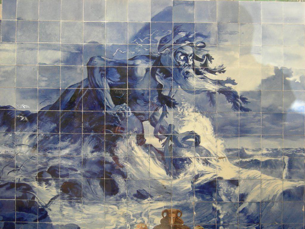 Adamastor adamastor | adamastor | art, painting, artwork