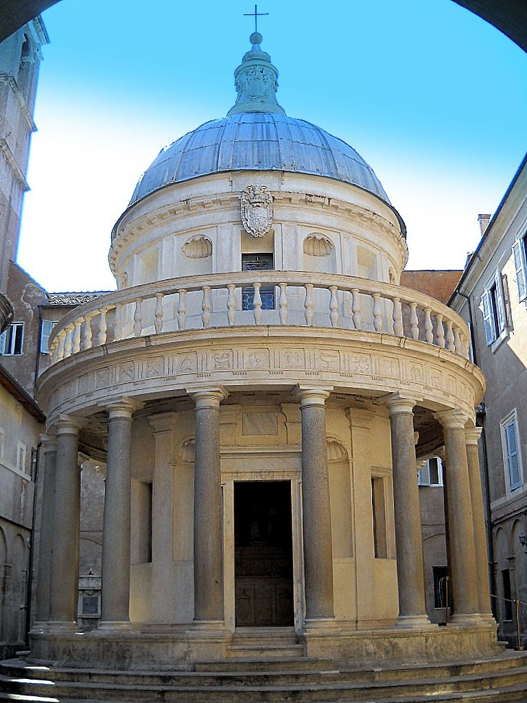 Renaissance architecture 1400 1600 architecture design for Architecture firms in italy