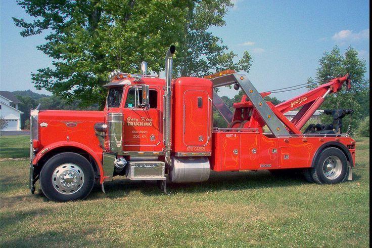 Trucking Tow truck, Freightliner trucks, Trucks