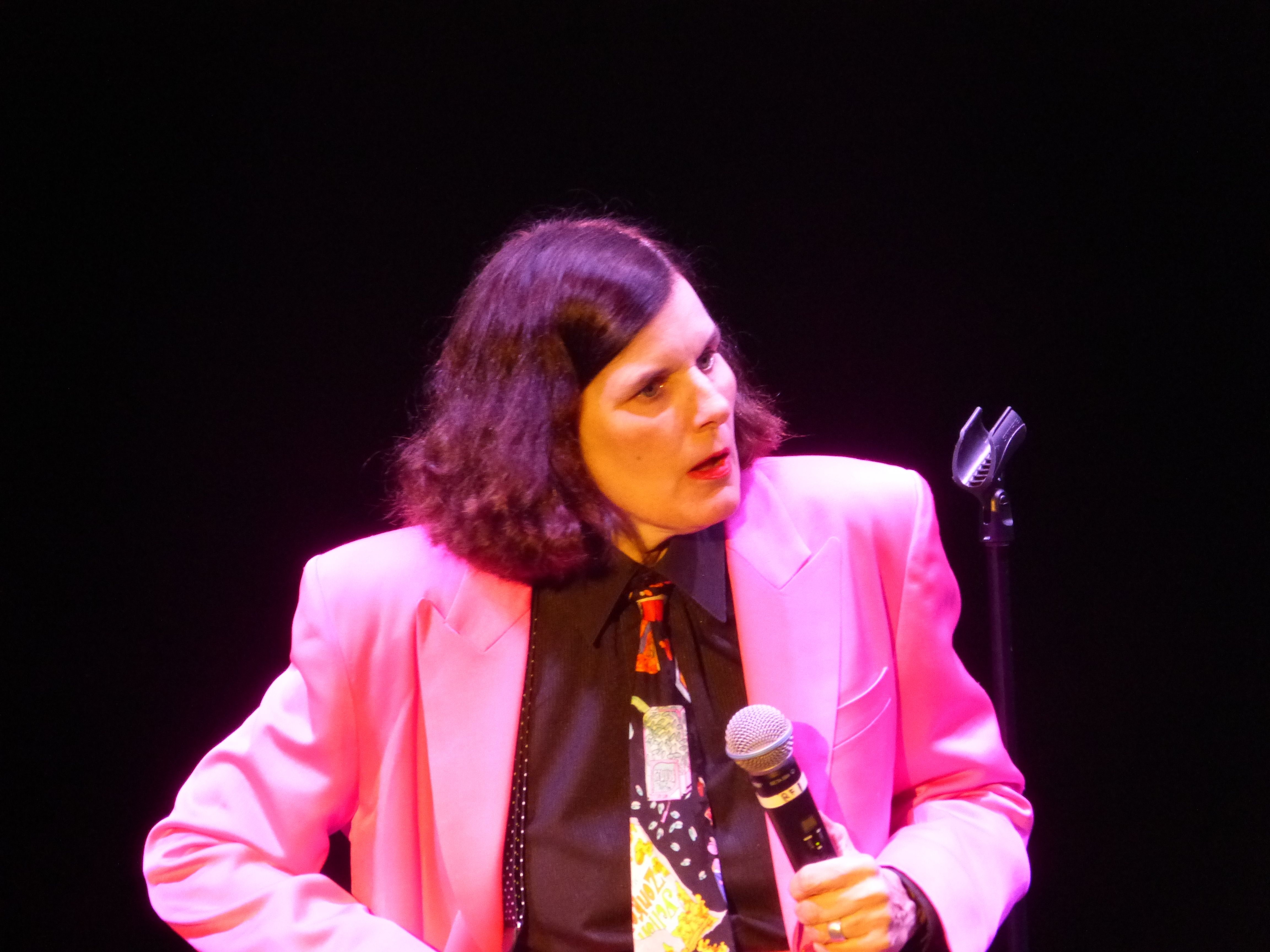 Comedy from #PaulaPoundstone on 7/16 #CapeCod #MelodyTent #NPR #Waitwaitdonttellme #Comedy