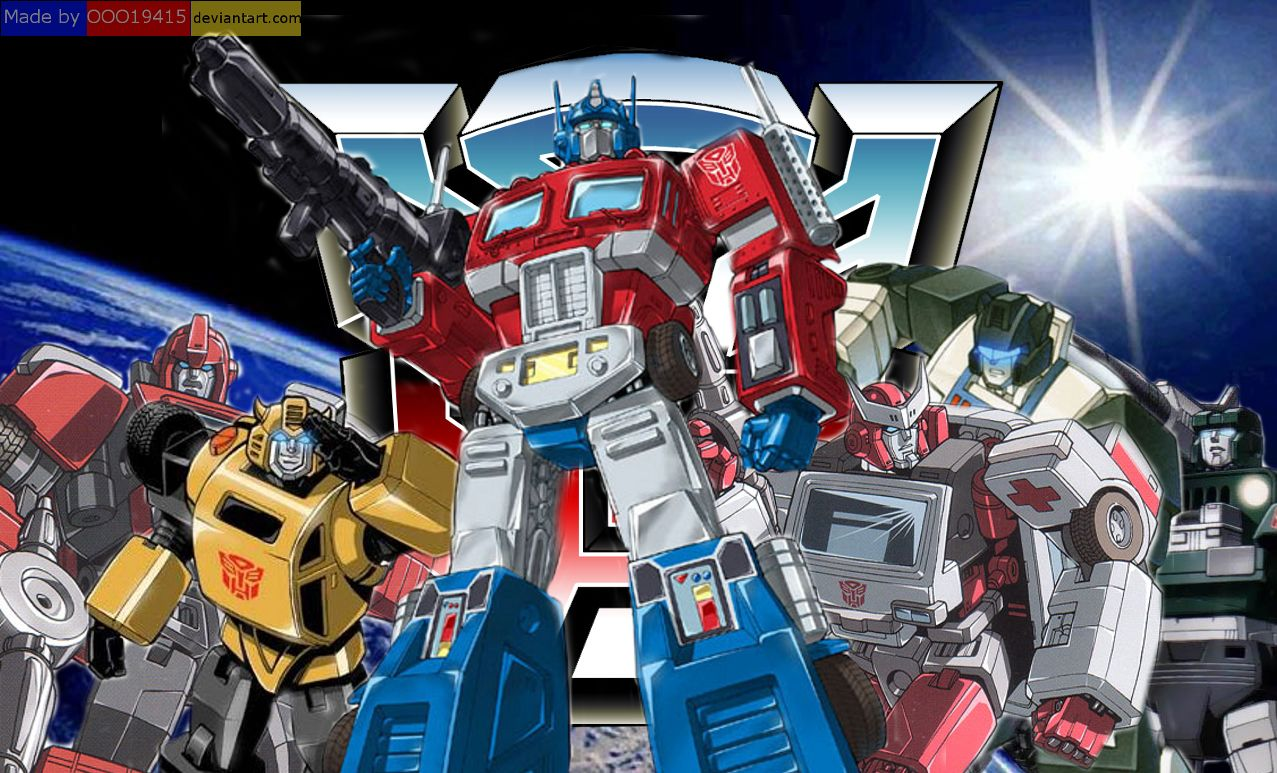 Transformers G1 The Autobots By Ooo19415 On Deviantart Autobots Transformers Transformers Optimus