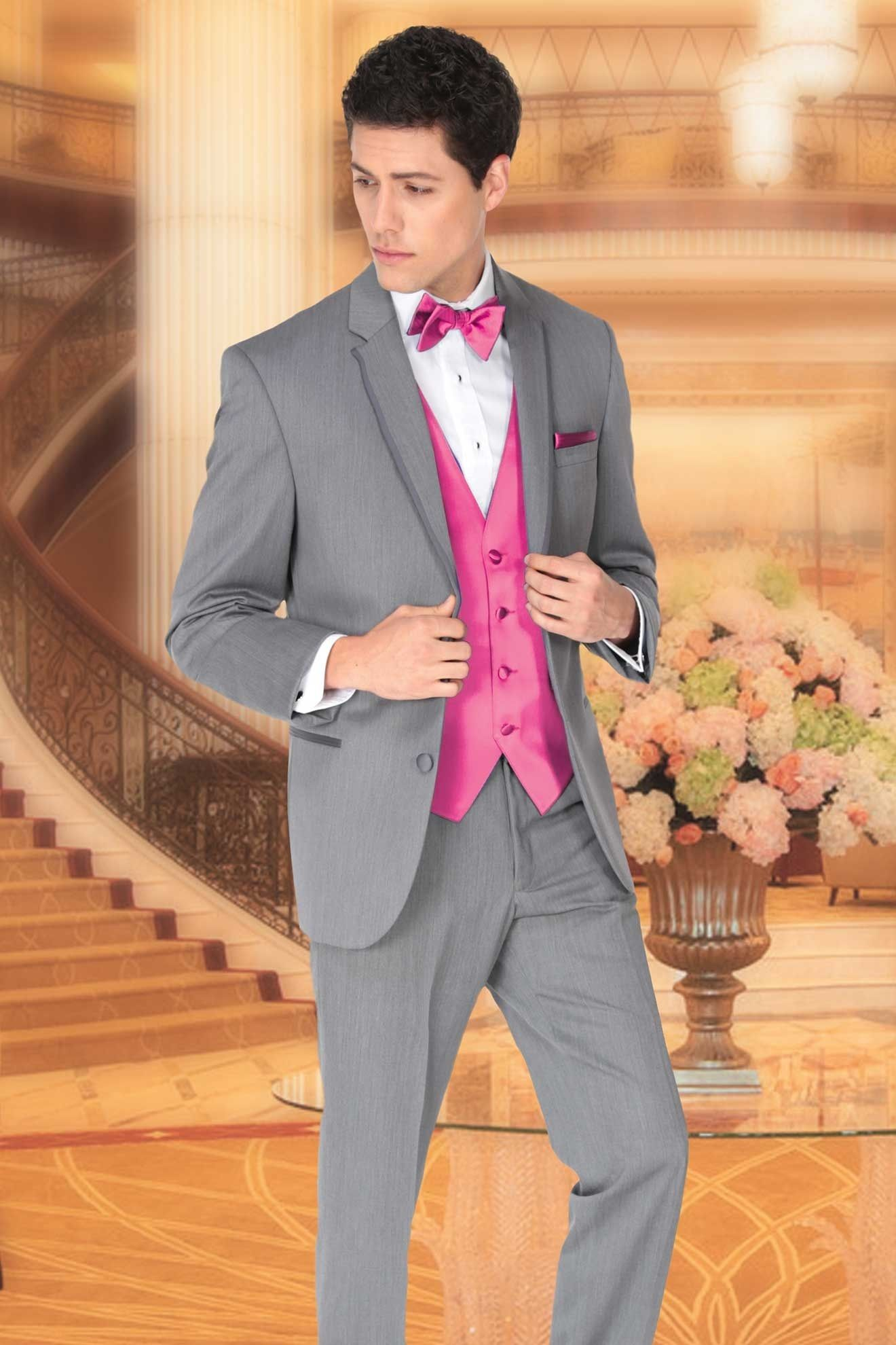 Old Fashioned Pink Prom Suits Vignette - Wedding Dress Ideas ...