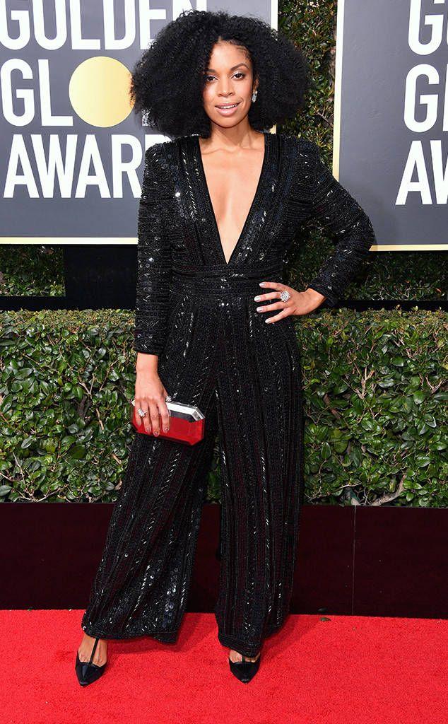 #Susankelechiwatson from 2018 Golden Globes