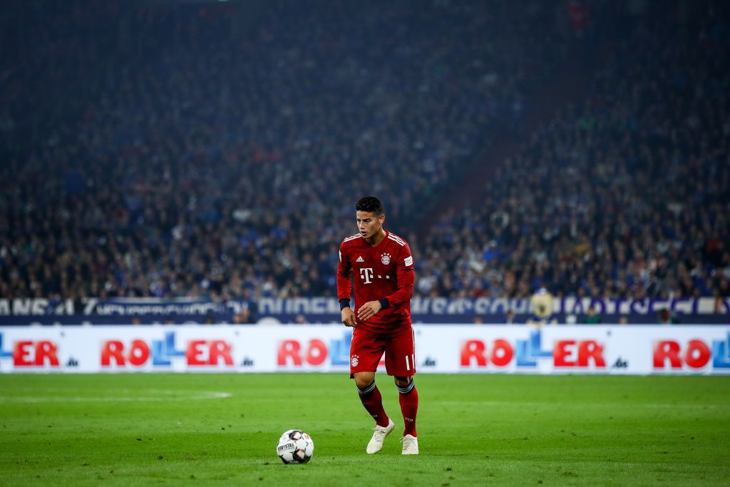 Real Madrid manager Julen Lopetegui is keen for James Rodriguez to return to the club, according to Marca. The former Spanish national team coach has contacted the player to discuss his ideas for the player returning. However, German source Kicker write that Rodriguez has already... #halamadrid