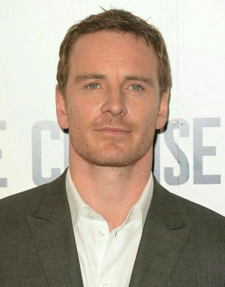I Really adore Michael Fassbender