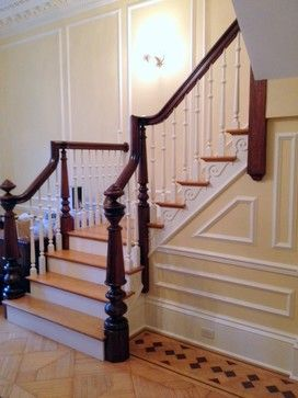 Beau Victorian Staircases   Victorian Staircase