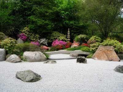 30 hermosos jardines zen Inspiración asiática Mil Ideas de - jardines zen
