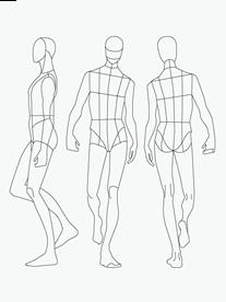 Download Fashion Figure Templates Pret A Template Fashion Illustration Template Fashion Figure Templates Fashion Figure Drawing