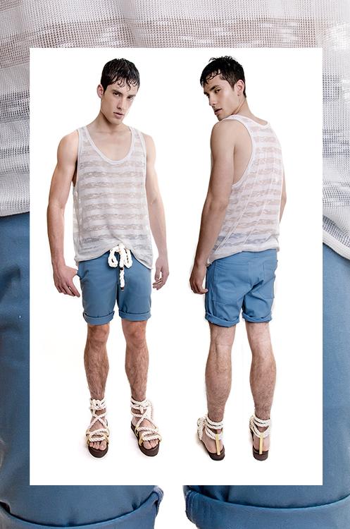 Primavera/Verano 2014. Moda Hombre #fashion #trendy