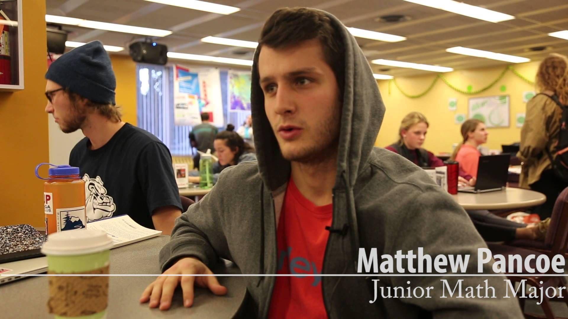 What does Lent mean to Gonzaga? Math major, Lent, Gonzaga