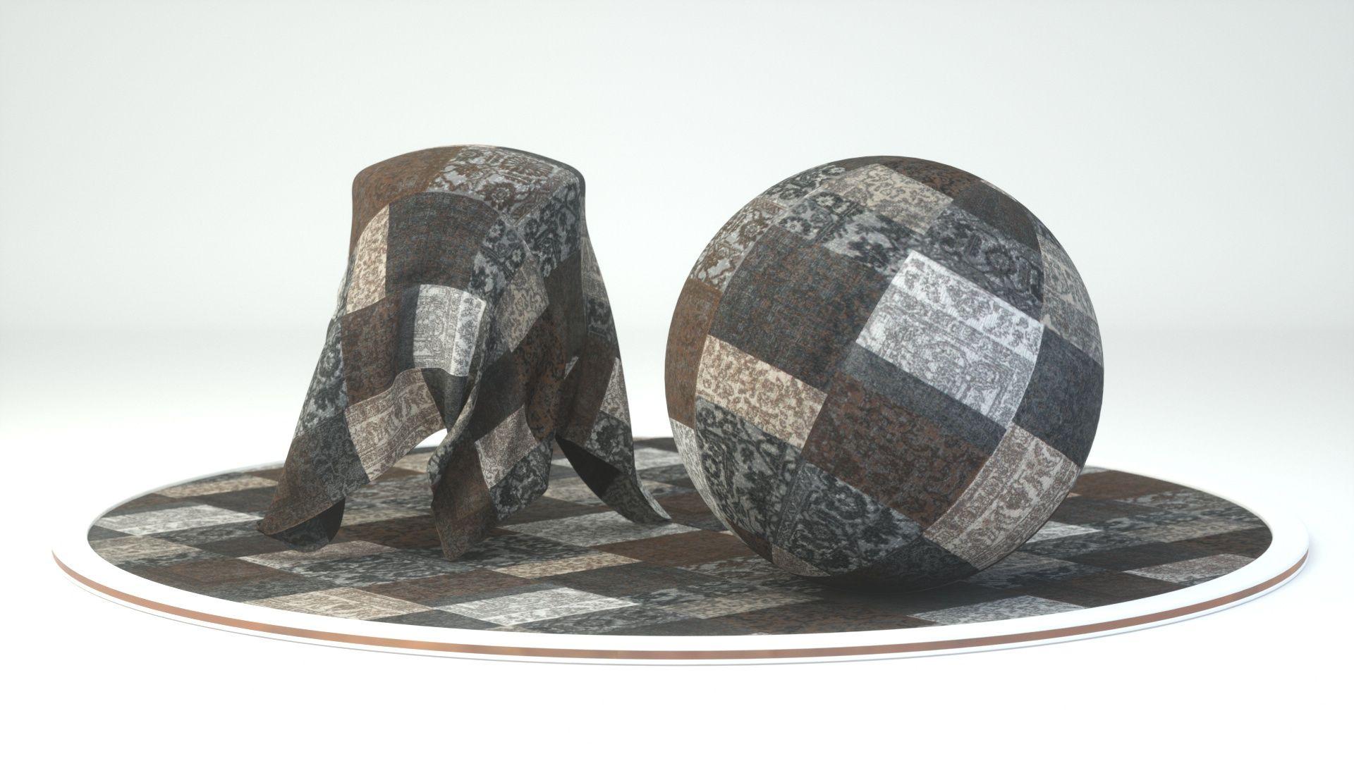 42 Fabric Materials for C4D Octane Render #Materials