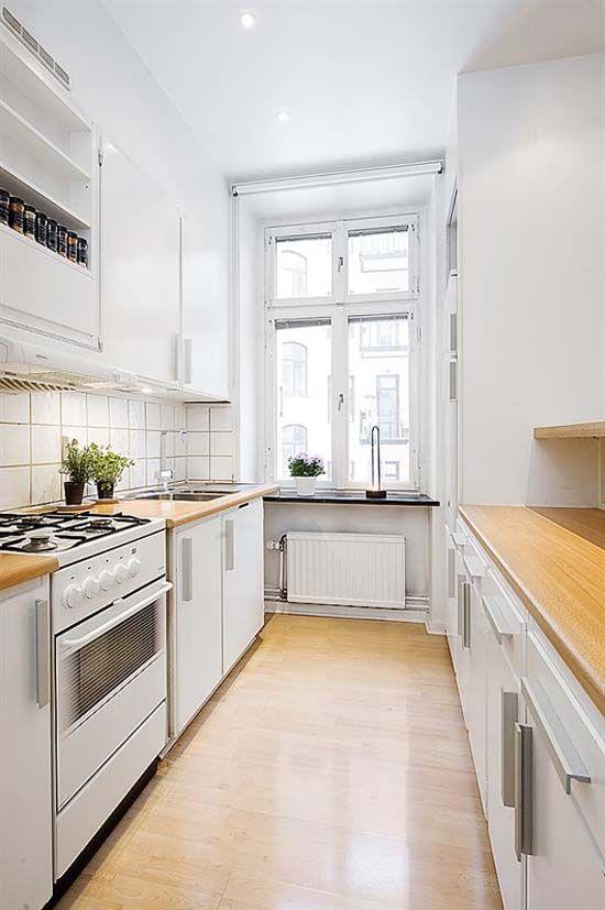 Coole Möglichkeiten, Sich Zu Organisieren Lange Küche Design Küche ...