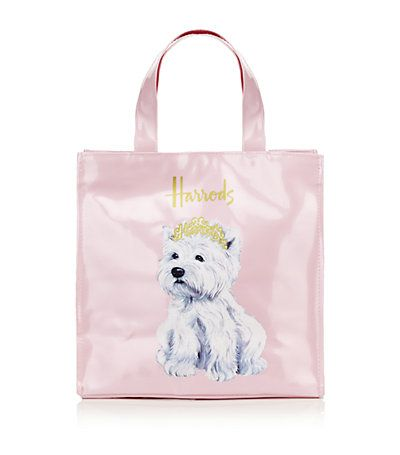 Harrods Westie Princess Bag Westie Gift Harrods Westies