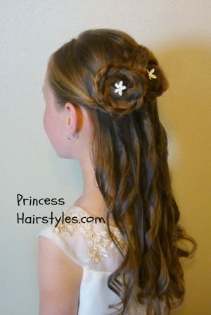 Fabulous Braided Hairstyles For 7 Year Old Girls Hairstyles For Girls Short Hairstyles Gunalazisus