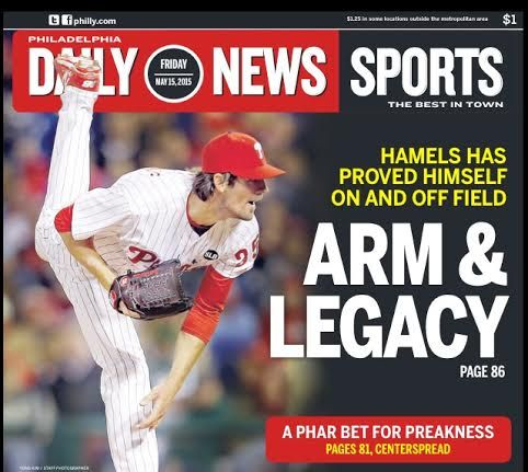 After a decade of dominance, Cole Hamels is likely to leave Philly this summer. His legacy: http://www.philly.com/philly/sports/phillies/20150515_Cole_Hamels_is_a_Philly_institution__but_for_how_long_.html…
