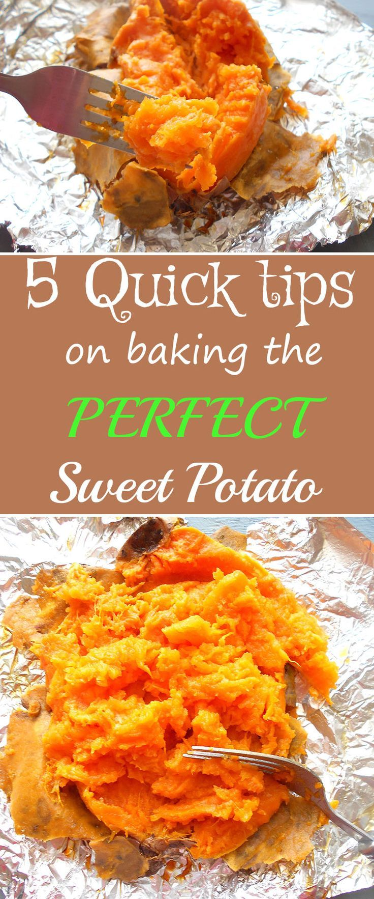 5 Tips For Baking The Perfect Sweet Potato | Recipe ...