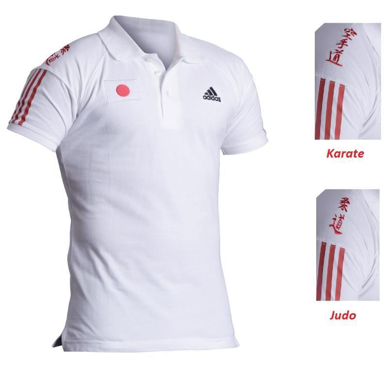 t shirt adidas karate