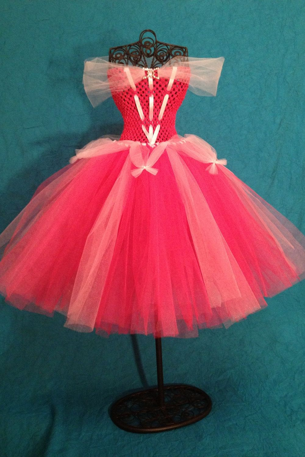 princess tutu costume | Princess Aurora Tutu Dress Girls 4T 5T by ...