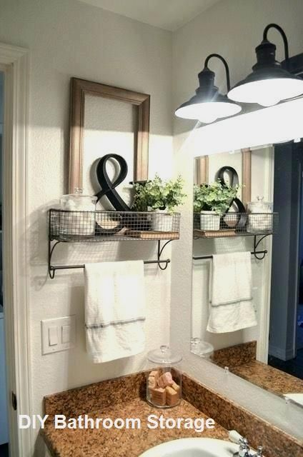 diybathroomstorage
