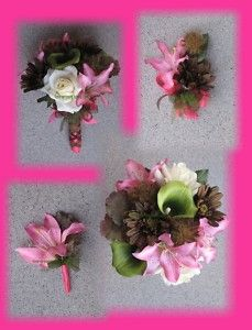 Camo Wedding Supplies | Mossy Wedding Accessories on Hot Pink Mossy ...