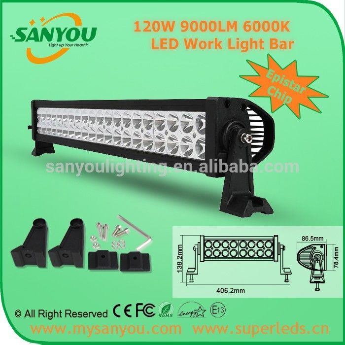 New Led Light Bar Bracket 12 Volt Wholesale 120w Led Light Bar Dual Row Offroad Led Light Bar View Led Light Bar Bracket Led Light Bars Offroad Led Led Lights