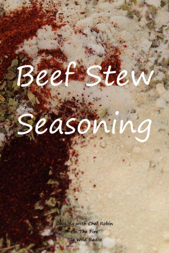 Beef Stew Seasoning Recipe - A Life In The Wild #homemadeseasonings