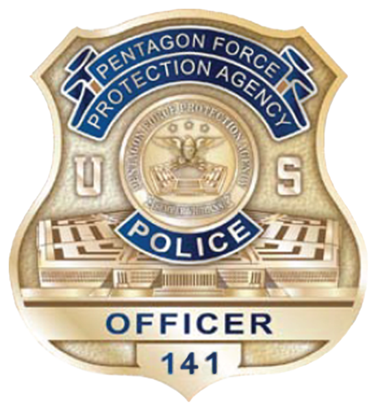 File Usa Pentagon Force Protection Agency Badge Png Wikipedia The Free Encyclopedia Police Badge Pentagon Fire Badge